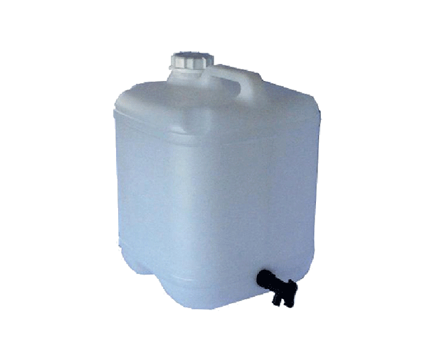 Water container with tap - 20 litre