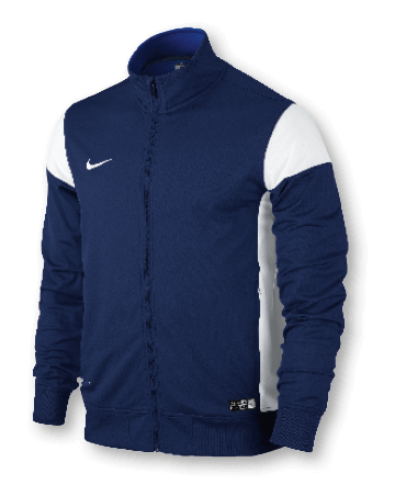 Academy 14 Sideline Knit Jacket Navy