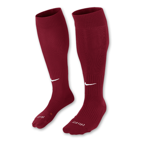 2017 Classic II Cushion OTC Sock Maroon