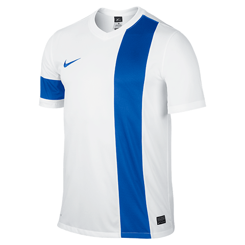 Striker III Jersey White