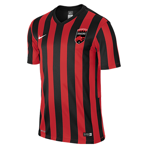 Canterbury United Dragons Inter Stripe Jersey Supporters