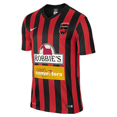 Canterbury United Dragons Inter Stripe Jersey