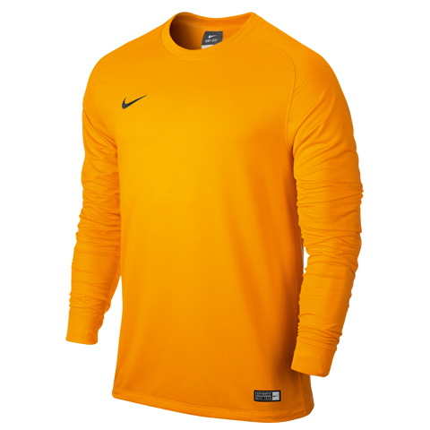 PARK GOALIE II JERSEY yellow