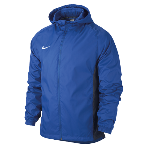 Academy 18 Rain Jacket blue