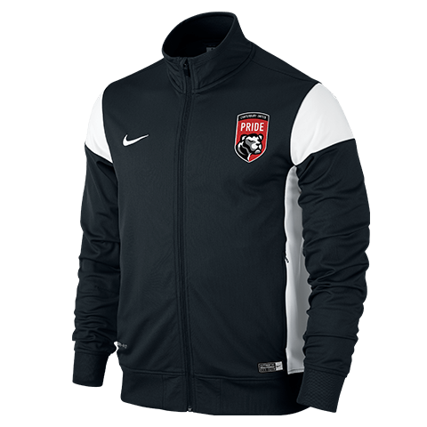 Canterbury United Pride Academy 14 Jacket Black