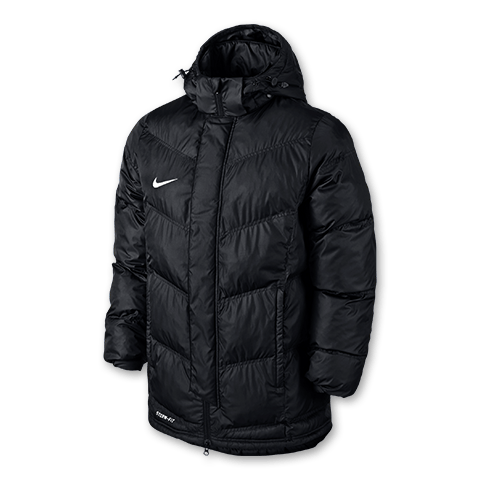 2017 Filled Jacket Black