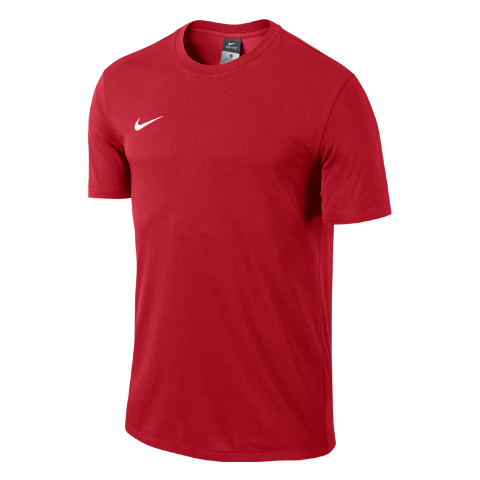 Team Club T-Shirt Red