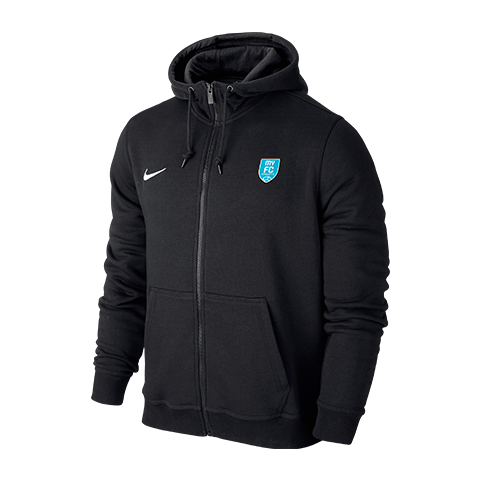 MYFC Team Club FZ Hoodie BLACK