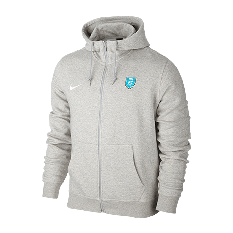 MYFC Team Club FZ Hoodie GREY