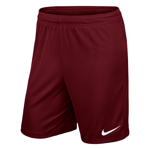 North Wellington Park II Knit Short Team Red