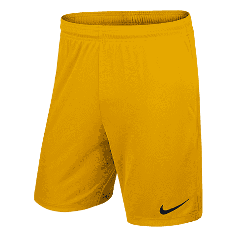 North Shore United Park II Knit Short Gold