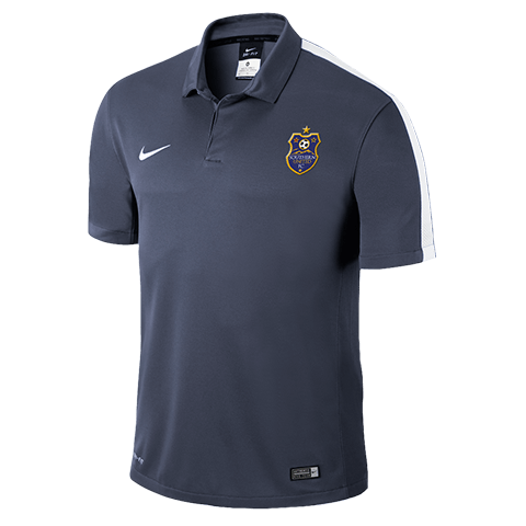 Southern United Squad 16 Polo Obsidian