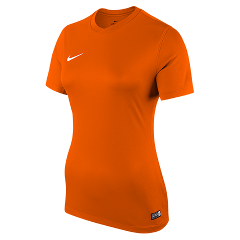Park VI Jersey Woman Team Orange