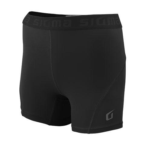 Sigma Compression Shorts BLACK WOMEN