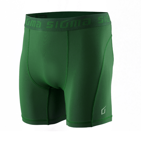 Sigma Compression Shorts GREEN