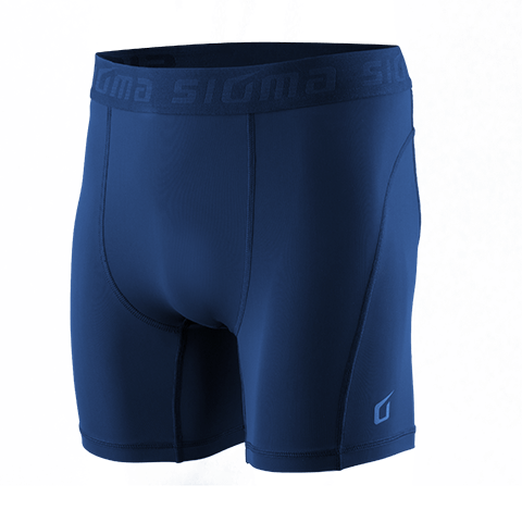 Sigma Compression Shorts NAVY