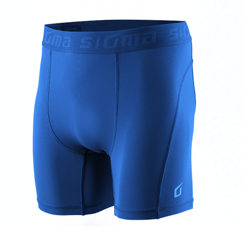 Sigma Compression Shorts BLUE