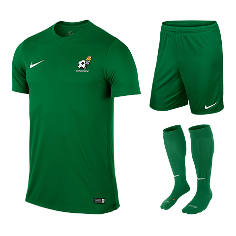 Bay Olympic Playing Kit Package Senior