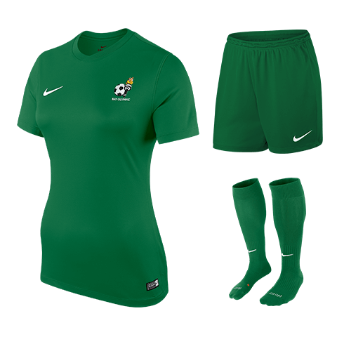 Bay Olympic Playing Kit Package Woman
