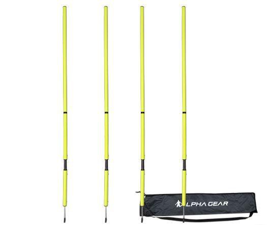 Agility-Pole-4-Pack-Spring