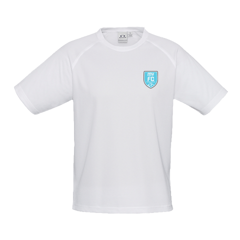 MYFC Sprint Tee White