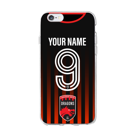 Canterbury United Dragons Phone Case