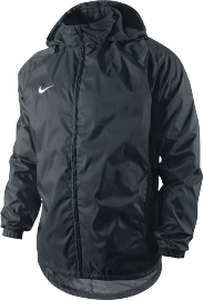 Foundation Rain Jacket Black