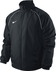Foundation Sideline Jacket Black