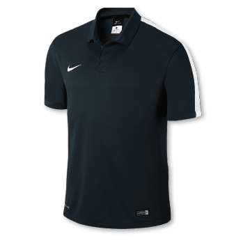 Squad 16 Polo Black