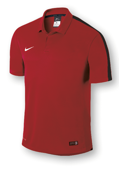 Squad 15 Polo Red