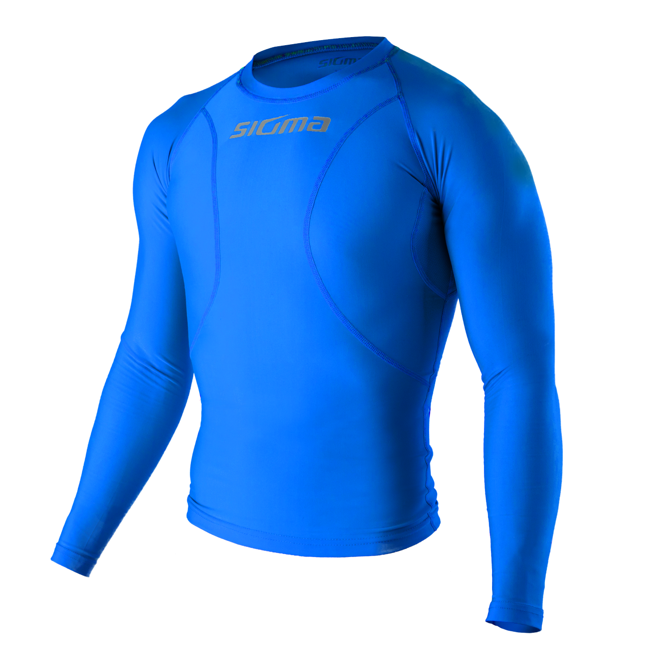 Sigma-Compression-Top-Blue